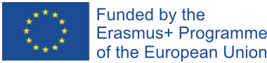 Funded by the Erasmus+ Programme of the European Union